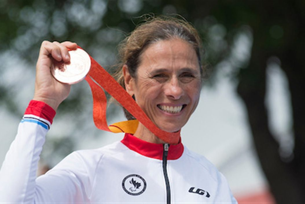 Nicole Clermont athlete Vélo Canada