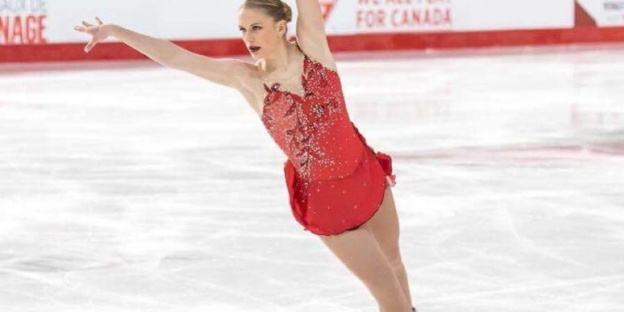 sarah maude blanchard patinage artistique