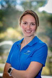 Melissa Cloutier-Gendron, Physiothérapeute