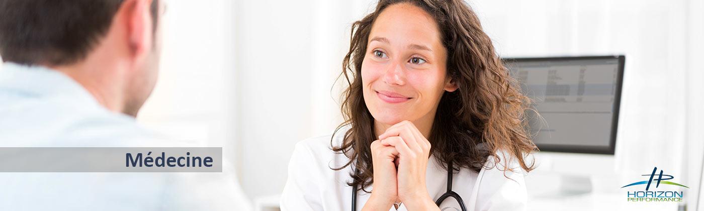clinique médecine sherbrooke complexe GM Thibault